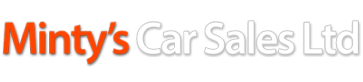 Minty's Car Sales logo